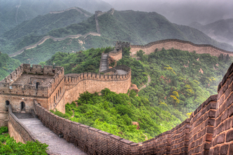route great wall